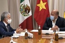 Le Vietnam promeut les relations commerciales avec l'État mexicain de Jalisco