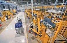 Renforcement de la capacité de l'industrie auxiliaire