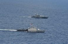 Australie-Indonésie : une patrouille conjointe sur la sécurité maritime