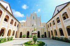 Eglise de Lang Song, une belle architecture à Binh Dinh