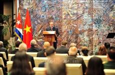 Cuba célèbre solennellement les 60 ans de relations diplomatiques avec le Vietnam