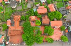La maison communale de Quan Lan, l'une des deux plus anciennes de Quang Ninh