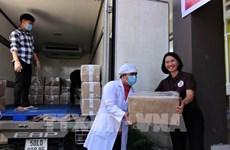 Ba Ria-Vung Tau exporte les 2 premières tonnes de produits de chocolat au Japon