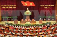 Clôture du 14e Plénum du Comité central du Parti