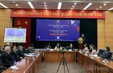 Séminaire sur l'accord commercial Vietnam-Cuba