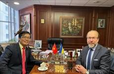 Promotion de la coopération économique et commerciale Vietnam-Ukraine