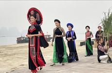 """La fête """"Ao dai Quang Ninh – région des patrimoines"""""""