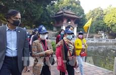 Hanoï accueille plus de 118.000 touristes pendant les vacances du Nouvel An