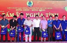Ho Chi Minh-Ville : Assurer un Têt chaleureux pour les habitants locaux