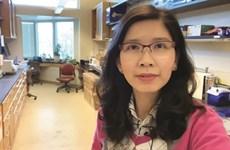 Une professeure vietnamienne à l'Université de l'Oklahoma