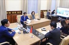 Vietnam-Timor-Leste : soutien mutuel lors des forums régionaux et internationaux