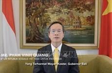Promouvoir les relations d'amitié Indonésie-Vietnam