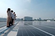 Mise en service d'un projet de toiture photovoltaïque à l'aéroport de Tan Son Nhat