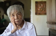 La perspective optimiste de la peinture sur soie au Vietnam