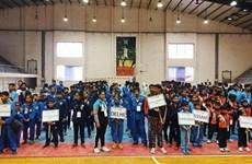 Le Vovinam, un pont d'amitié Vietnam – Inde