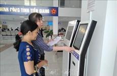 Tien Giang: réforme administrative, force motrice pour le développement socioéconomique