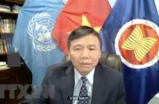 ONU : le Vietnam attache toujours de l'importance au rôle des femmes