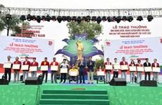 Le programme « Gloire du sport du Vietnam » honore les meilleurs sportifs et entraîneurs en 2020