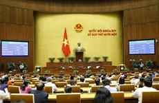 L'AN approuve la nomination des vice-Premiers ministres Le Minh Khai et Le Van Thanh