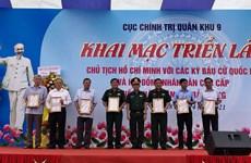 Exposition thématique sur le président Ho Chi Minh et des élections de l'AN
