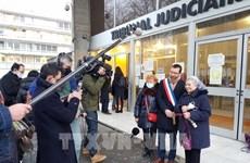 Le Parti communiste allemand soutient les victimes de l'agent orange/dioxine du Vietnam