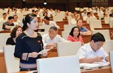 Le Vietnam vise à porter à 18% le taux de députés issus de minorités ethniques