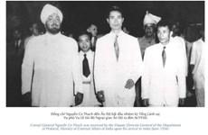 Publication du livre illustré «Le diplomate Nguyen Co Thach»
