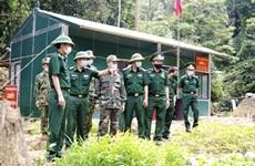 L'Armée renforce son assistance aux localités dans le combat anti-COVID-19