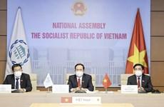 Le Vietnam à la cérémonie d'ouverture de la 142ème Assemblée générale de l'Union interparlementaire