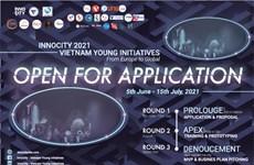 Lancement du programme « Initiatives des jeunes vietnamiens en Europe » - Innocity 2021