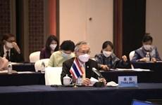 La Thaïlande propose quatre approches lors de la 6e réunion des ministres des AE Mékong - Lancang