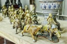 Artisan Tran Tuoc : artisan hors pair de la poterie vietnamienne