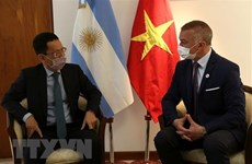 Le Vietnam et l'Argentine renforcent leur coopération décentralisée