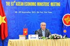 Les ministres de l'Economie de l'ASEAN adoptent la feuille de route de Bandar Seri Bagawan