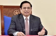 Le PM Pham Minh Chinh aura une conversation téléphonique avec son homologue autrichien