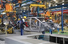 Ninh Binh : la croissance industrielle en berne