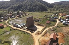 Kon Pring, un village paisible des hauts plateaux du Centre