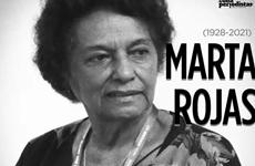 Adieu au vétéran journaliste révolutionnaire de Cuba, Marta Rojas