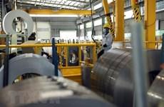 Les exportateurs d'acier prévoient une bonne croissance du secteur vers la fin d'année