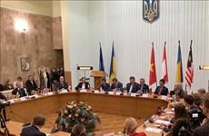 Inauguration d'un centre de recherche sur l'ASEAN en Ukraine
