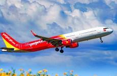 Vietjet Air rétablit 48 lignes aériennes intérieures