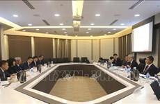 Le 9e Dialogue des politiques de défense au niveau vice-ministériel Vietnam-Singapour