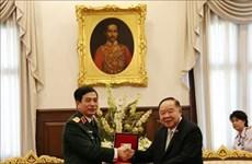 Vietnam et Thaïlande promeuvent leur coopération dans la défense