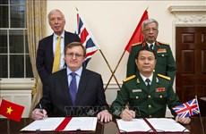 La coopération de défense Vietnam-Royaume-Uni contribue à consolider la paix et la stabilité