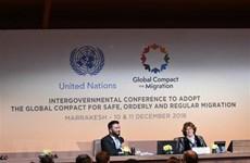 Le Vietnam à la conférence intergouvernementale chargée d'adopter le GMC