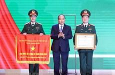 """L'Hôpital central militaire 108 reçoit le titre de """"Héros des forces armées populaires"""""""