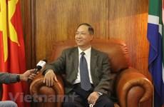 Vietnam et Afrique du Sud se soutiennent sur la base des bonnes relations politiques