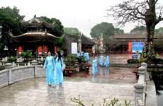 Hai Duong : ouverture de la Fête culturelle et touristique pour saluer le Nouvel An 2019