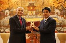 Hanoï est prêt à promouvoir la coopération avec l'Italie