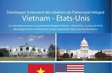Développer fortement des relations du Partenariat intégral  Vietnam - Etats-Unis
